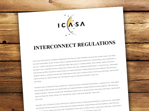 ICASA says interconnect rates must be agreed to mutually.