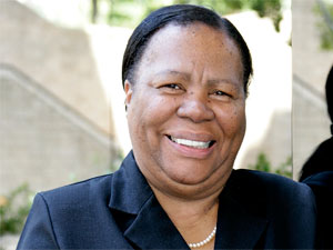 Minister Naledi Pandor's Department of Science and Technology will assist companies to contribute to the strategic direction of R&D programmes.