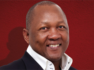 Andile Ncgaba, chairman, founder and majority shareholder of Convergence Partners.