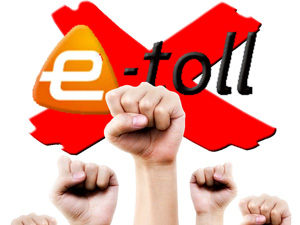 Gauteng residents remain unbendable in their defiance of e-tolls, with many threatening civil turmoil if it is to go ahead.