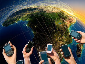 Sub-Saharan Africa leads the world in mobile growth, mobile Internet and mobile money transfer.