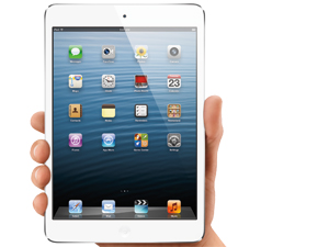 Apple's iPad Mini is the face of change.
