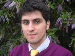 Amir Taaki, Bitcoin developer and exchange operator.