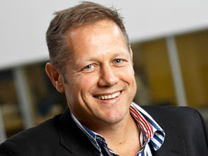 WirelessG CEO Carel van der Merwe is confident his company will pull through business rescue.