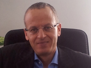 Faical Haffoudhi Country Manager of Alcatel-Lucent in Tunisia, Morocco and Mauritania.