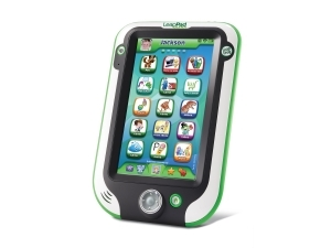 The LeapPad Ultra offers kid-safe peer-to-peer play across devices, when two or more LeapPad Ultra tablets connect locally.