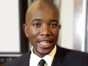 DA Gauteng premier candidate Mmusi Maimane says he can and will fight e-tolls to the bitter end.