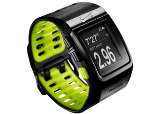 The Nike+ SportWatch GPS provides a sleek, social option for beginner runners