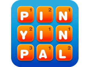 PinYinPal, a spin-off of Words With Friends, is a free game that makes learning Mandarin easier.