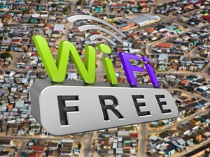 South Africans can use VAST WiFi hotspots to browse the Internet free of charge tomorrow.