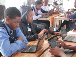 Vumatel has challenged other broadband providers to follow its lead and offer schools free fibre connections.