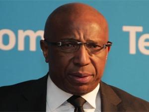 Telkom group CEO Sipho Maseko.