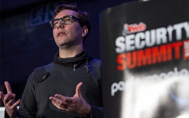Jacob Appelbaum, independent international hacker and researcher.