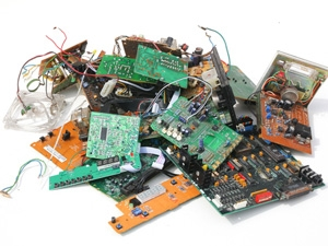 The volume of discarded e-products worldwide is expected to be 33% higher than in 2012, says Causes International.