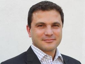 Doros Hadjizenonos, country manager of Check Point SA.