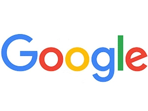 The new Google logo, redesigned for the fifth time since inception in 1998.