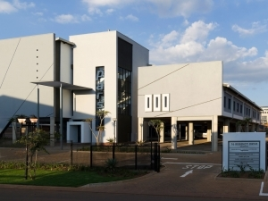 Parsec new facility. Photographer: Christi Truter
