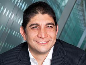 Vodacom group CEO Shameel Joosub.
