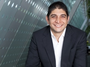 Vodacom group CEO Shameel Joosub.