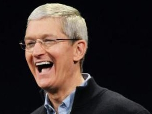 Apple CEO Tim Cook called the order \