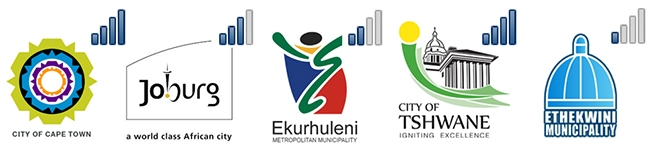 BMI-TechKnowledge's WiFi ranking for SA's metros.
