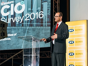 Inadequate budgets and lack of skills remain key concerns for local CIOs, says Brainstorm editor Ben Kelly.