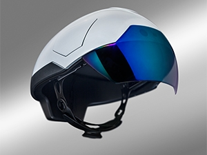 The Daqri Smart Helmet is designed for industrial use and offers real-time, x-ray-like information overlays. (Picture: Daqri.com)