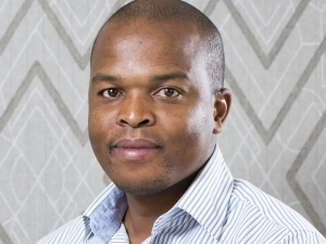 Godfrey Kutumela, Head of Security & Cyber Crimes Prevention Unit at IndigoCube