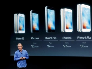 The new iPhone SE has the body of a two-year-old handset with the insides of a one-year-old device.