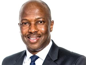 Hamilton Ratshefola, country GM for IBM SA.