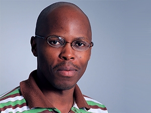 Dr Jabu Mtsweni, research group leader for cyber defence at the CSIR.