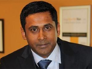 New SAP SA MD Lawrence Kandaswami.