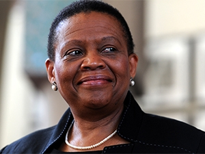 Advocate Pansy Tlakula was appointed chairperson of the Information Regulator in October.