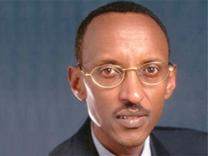 Rwandan president Paul Kagame believes technology can be a great equaliser.