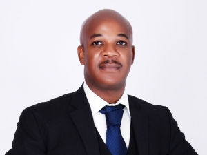 Sammy Thamsanqa Mafu is FibreCo's new business development executive.