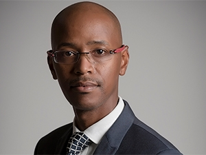 Sbu Shabalala, CEO of Adapt IT.