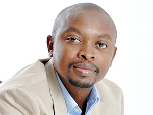Simphiwe Mayisela, information security officer: office of the CIO, Internet Solutions.
