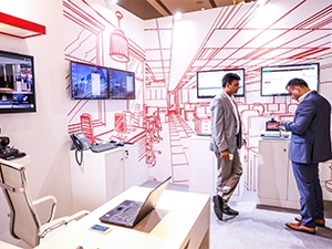 The Avaya Technology Forum in Dubai features \