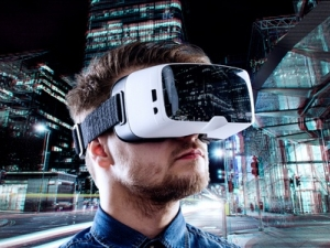 Virtual reality headsets will be mainstream in less than three years, says Ericsson.