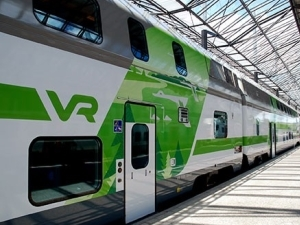 Finnish railway VR Group uses SAS Analytics to provide punctual travel service. (Photos courtesy of VR Group.)