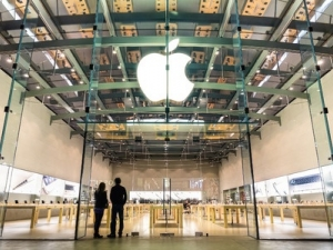 Apple wants its manufacturing partners to join it in the fight against climate change.