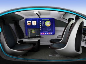 Vehicle-to-vehicle technology to feature in 50% of vehicles by 2022.