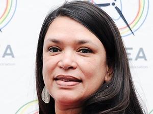 Brenda Martin, chairperson of SAREC.