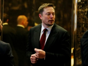 Tesla founder and CEO Elon Musk.