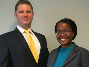 Principal Consultant, James Neethling, and Consultant, Dorothy Mhlanga, are two of Saratoga's FATCA experts.