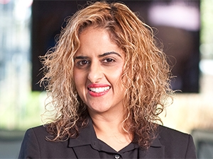 Fatima Hassim, managing executive for SME at Vodacom Business.