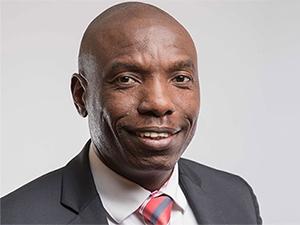 DST Deputy Director General Mmboneni Muofhe.