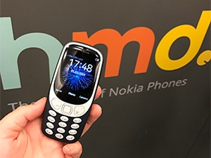 HMD Global relaunched the Nokia 3310 in February.
