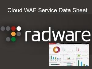 Cloud WAF Service Data Sheet.
