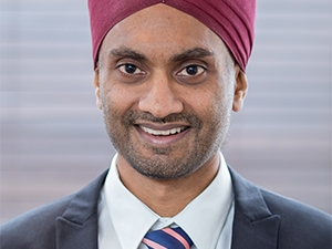 Raj Jandu is Neotel's new CFO.